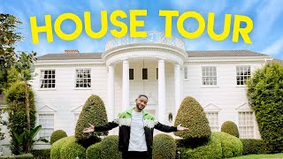 I Put The Fresh Prince Mansion on Airbnb (HOUSE TOUR)
