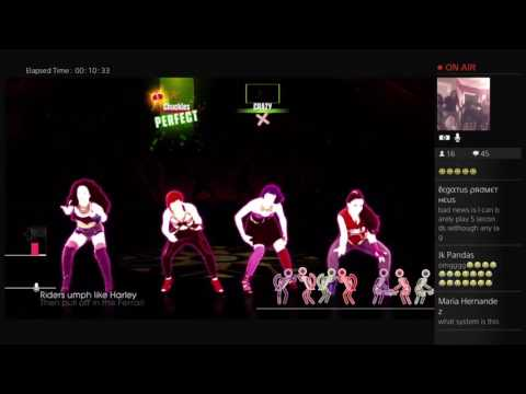 Just dance 2017!!! We are back!!