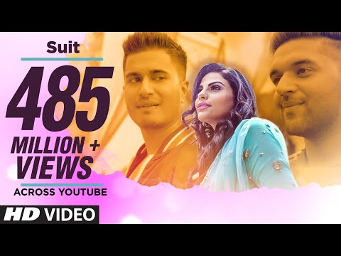 Suit Full  Song  Guru Randhawa Feat Arjun  TSeries