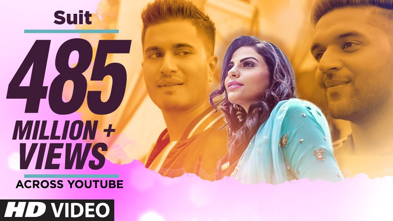 Suit Full Video Song | Guru Randhawa Feat. Arjun | T-Series #1