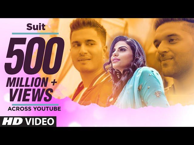 Suit - Guru Randhawa Feat. Arjun