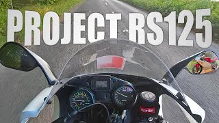 Part 6: My Lockdown Project - Rebuilding A Classic Aprilia RS125 Two Stroke  1999