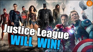 Justice League WILL BEAT The Avengers in Box Office