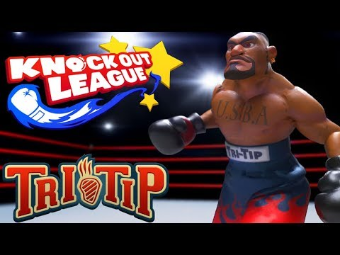 BOXING IN VR! BECOMING A CHAMPION! - Knockout League Gameplay - THE GOLD BELT! - HTC VIVE GAMEPLAY