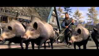 Total War Attila: Варвары