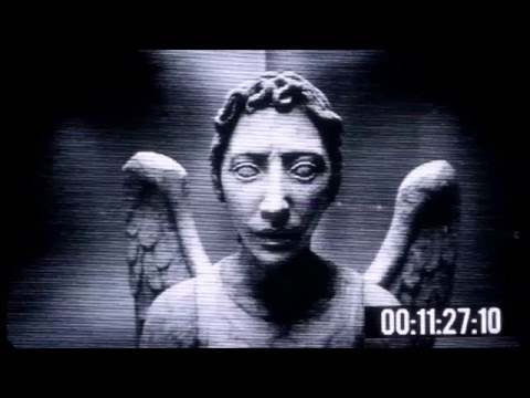 Doctor Who - The Time of Angels - Amy and the Angel (1)
