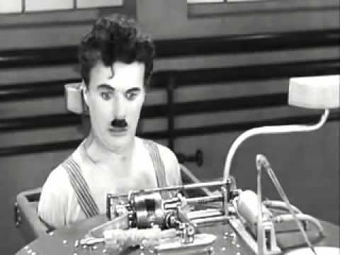 C.Chaplin, Tempi moderni