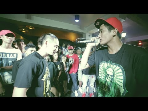 Thumbnail: Bahay Katay - Romano Vs Crazzy G - Rap Battle @ Sausage Party