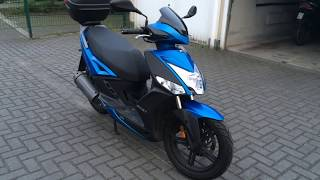2016 - NEW Kymco Agility 16+ (Review) [1080p]
