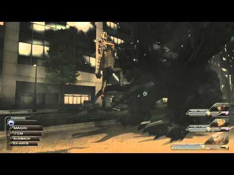 Final Fantasy Versus XIII Gameplay