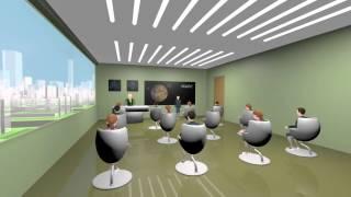 Урок астрономии в школе будущего - Astronomy lesson in the future