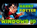 PLAY HARRY POTTER AND THE PHILOSOPHER'S STONE ON WINDOWS 10