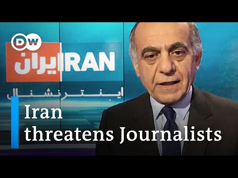 How Iran Tries To Silence Journalists | DW News