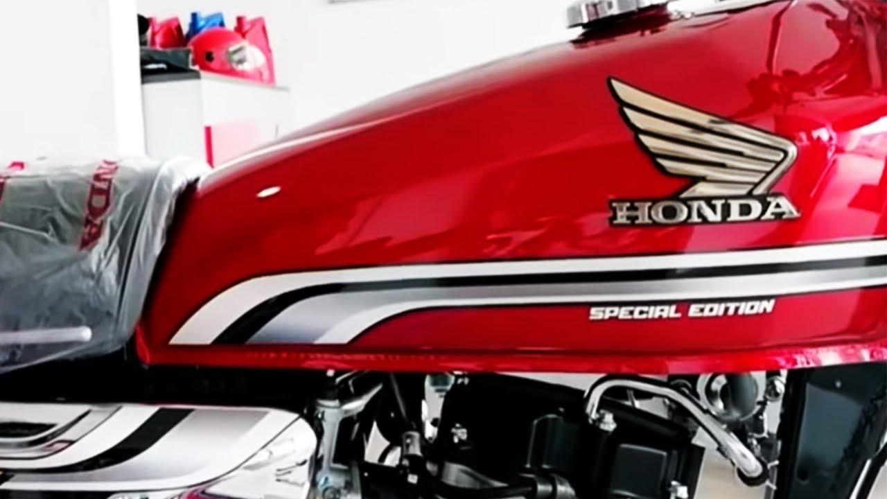 2019 Honda Cg 125 Special Edition Self Start 2019 Honda Cg 125 Special Edition Price In Pakistan