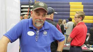 An Interview with Dave Sante - Top Notch Logworks  || GlenX Career Expo Fall 2018