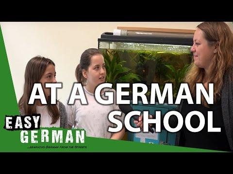At a German School | Easy German 152