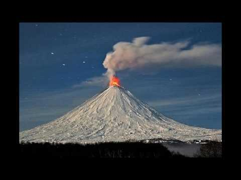 Total biggest volcano list of the world