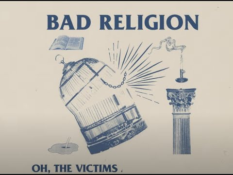 """BAD RELIGION release """"Emancipation Of The Mind"""" unreleased outake from """"Age Of Unreason"""""""