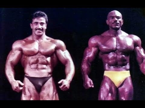 Sergio Oliva's Olympia Comeback at age 44