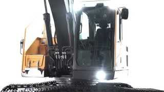 Volvo EC220E Excavator: technologically powered
