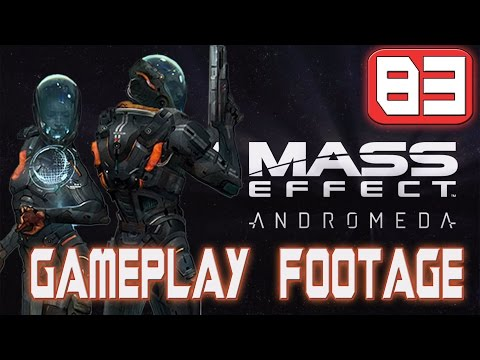 Mass Effect Andromeda Gameplay Reaction