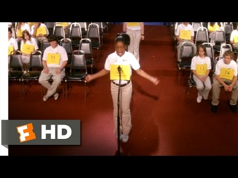 Akeelah and the Bee (7/9) Movie CLIP -...