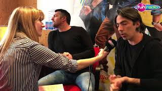 Interview Arnaud Ducret & Emmanuel Gillibert - Les dents, pipi et au lit