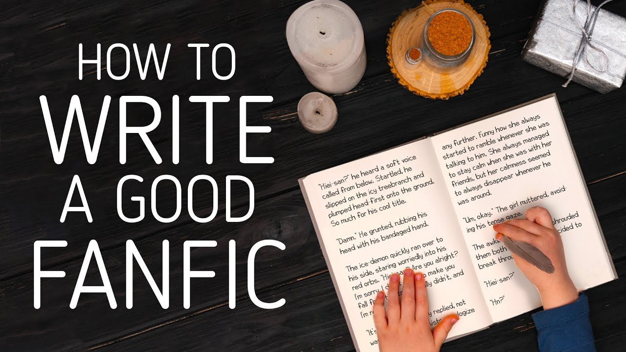 How to write a good fanfiction summary