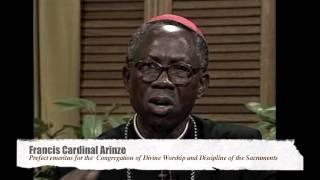 Arinze explains Mortal Sin