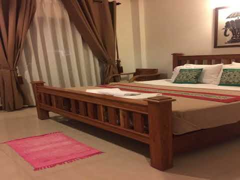 Chalouvanh Hotel - Pakse - Lao People's Democratic Republic