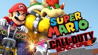 Super Mario Kart - BO3 Zombies