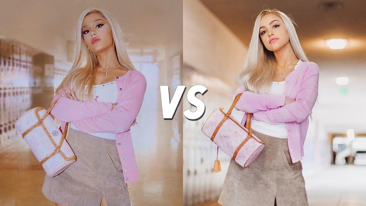 [VIDEO] - Dressing Like Ariana Grande for a Week… 5