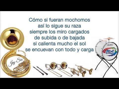 El Mochomo - Banda MS (Letra)