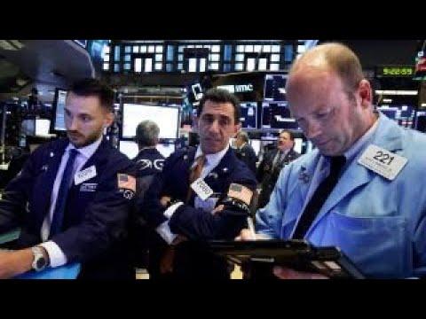 US stocks push higher despite Kavanaugh allegations, trade tensions