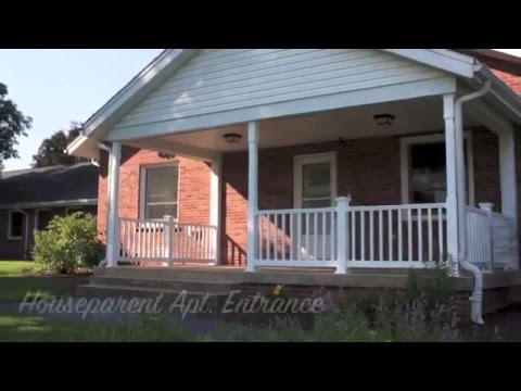 Milton Hershey School: Houseparent Apartment Tour