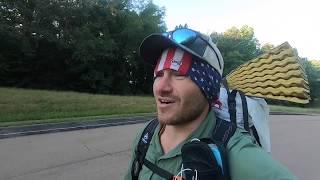 Natchez Trace National Scenic Trail thru-hike: Day 2
