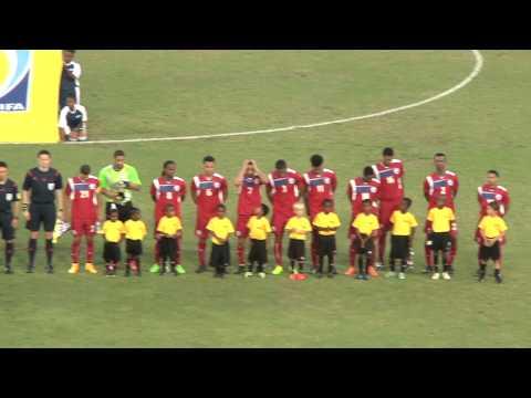 10YS - Bermuda & Bahamas National Anthems Leg 1