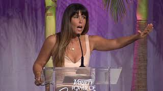 Wonder Woman director Patty Jenkins honored for work with ARC at Variety's Power of Women