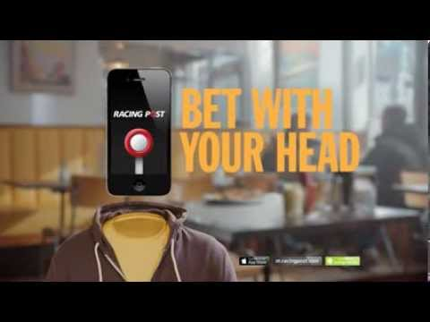 Racing Post App - Bet With Your Head