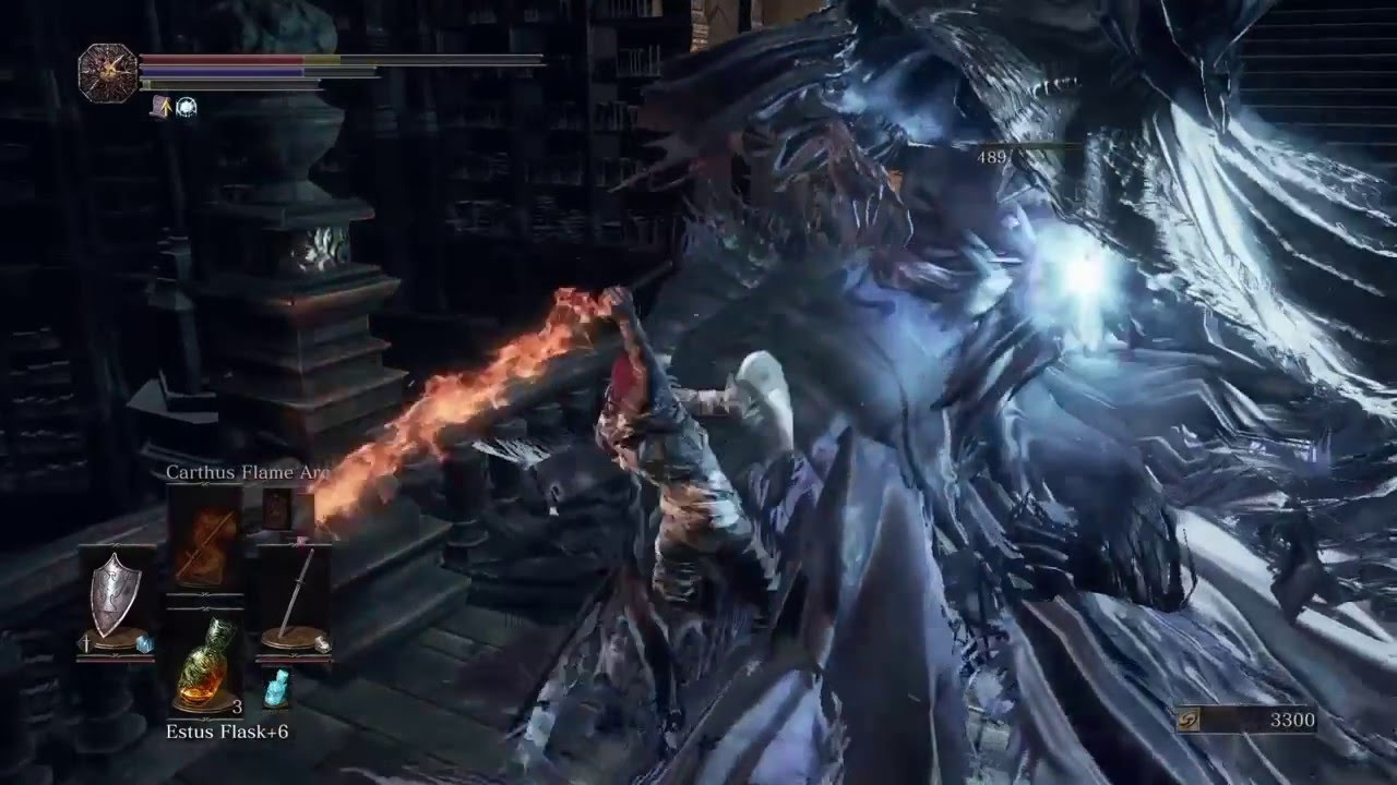 Dark Souls 3 Crystal spells location (crystal magic weapon, crystal soul  spear and homing soulmass)