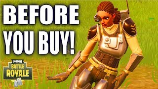 Fortnite STEELSIGHT & RUSTY RIDER - Before You Buy - Daryus P
