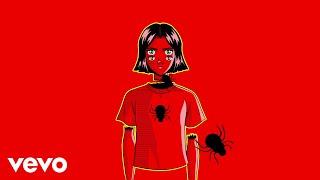BENEE - Evil Spider (Lyric Video)