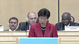 WHO: Dr Margaret Chan - opening address 67th World Health Assembly