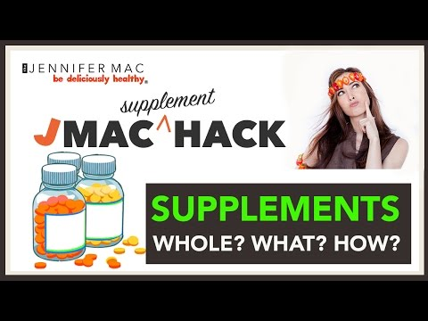 Top Whole Food Supplements | Tips for my Best Whole Food Supplements