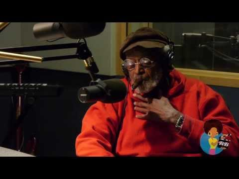 Melvin Van Peebles wid Laxative - WRTI-FM Interview and Performance