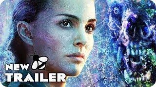 Annihilation All Clips, Featurette & Trailers (2018) Natalie Portman Science Fiction Movie