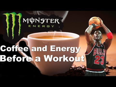 Energy Drinks Before a Workout DO THEY WORK?