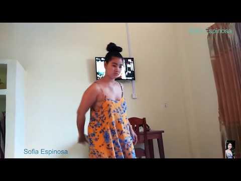 Ngintip Istri Tetangga Lagi Pakai Baju Di Kamar part 13