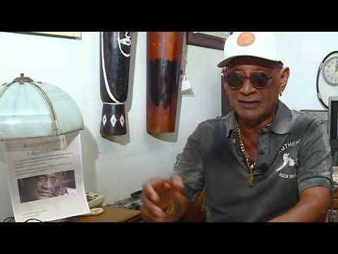 Oscar Valdés, el cantor de bacalao con pan