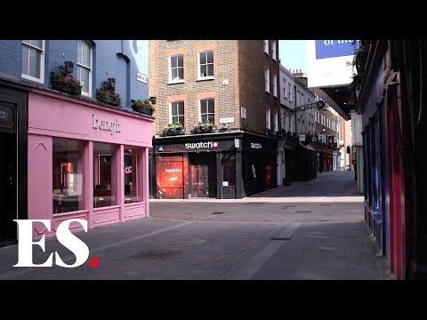 Coronavirus UK: Streets and roads deserted as Brits hunker down amid coronavirus crisis